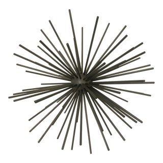 Spike Steel Orb Object For Sale