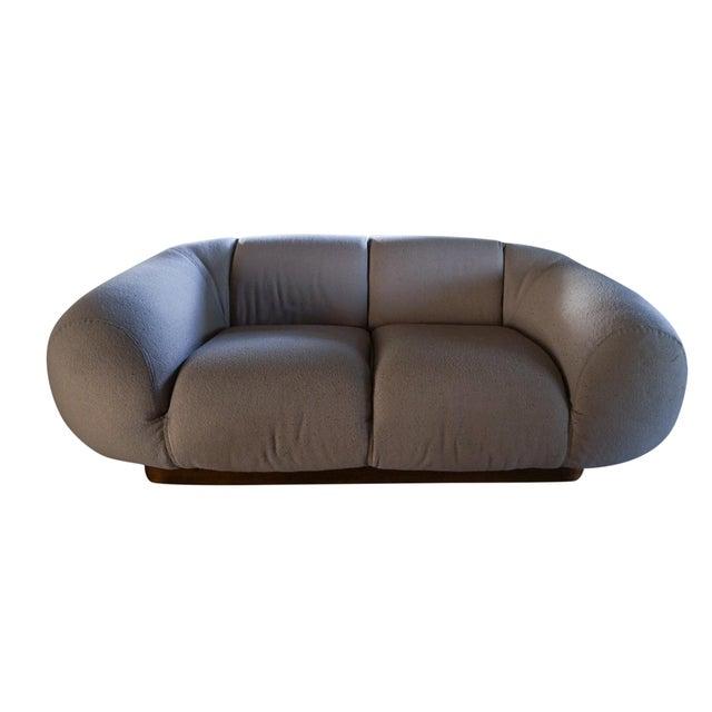 1970's Modern Italian Sofa For Sale