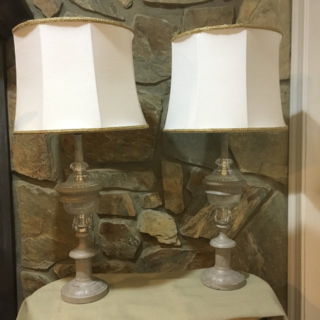 Westwood Industries Regency Table Lamps - a Pair For Sale - Image 9 of 9