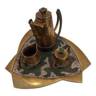Salvador Teran Tee Set For Sale