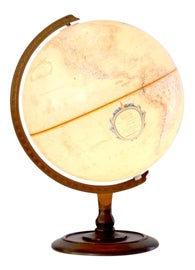 Image of Brown Globes