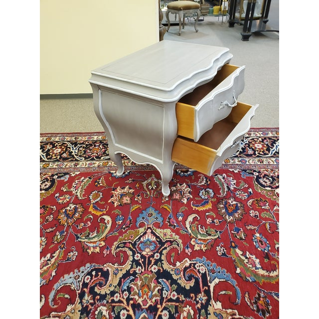Mid 20th Century Union National Painted Nightstand For Sale - Image 5 of 13