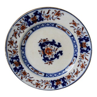 19th Century Antique Minton Plate For Sale