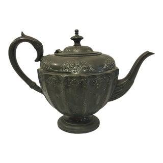 Antique English Teapot For Sale