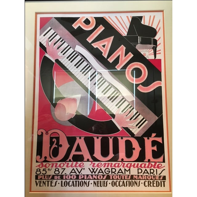Pianos Daude Print For Sale In Los Angeles - Image 6 of 7