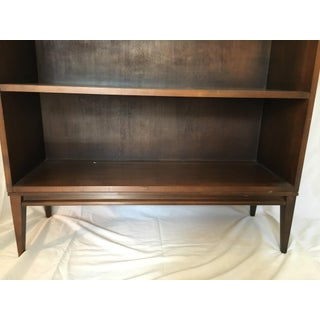 Paul McObb Chestnut Bookcase Preview