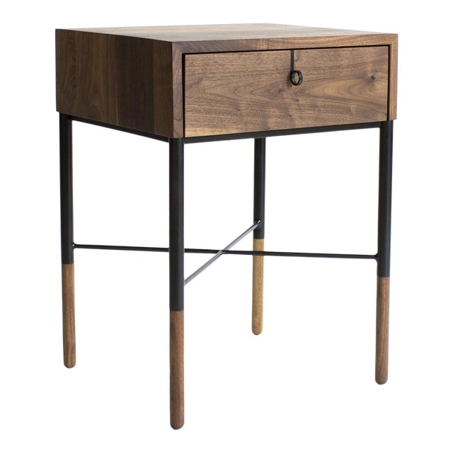 Phillip Nightstand and Side Table For Sale