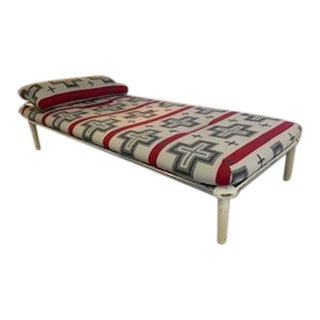 Vintage Knoll International Daybed Designed by Bruce Hannah and Andrew Morrison For Sale