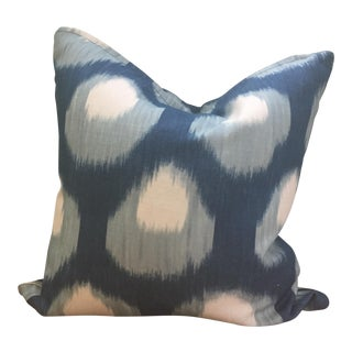 Blue Peter Fasano Throw Pillow