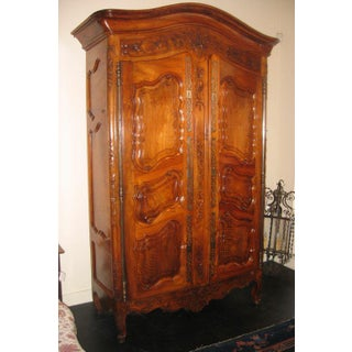 18th Century French Louis XV Provencale Armoire Preview