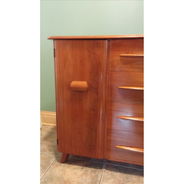Carl Bissman Danish Modern Credenza For Sale - Image 7 of 11