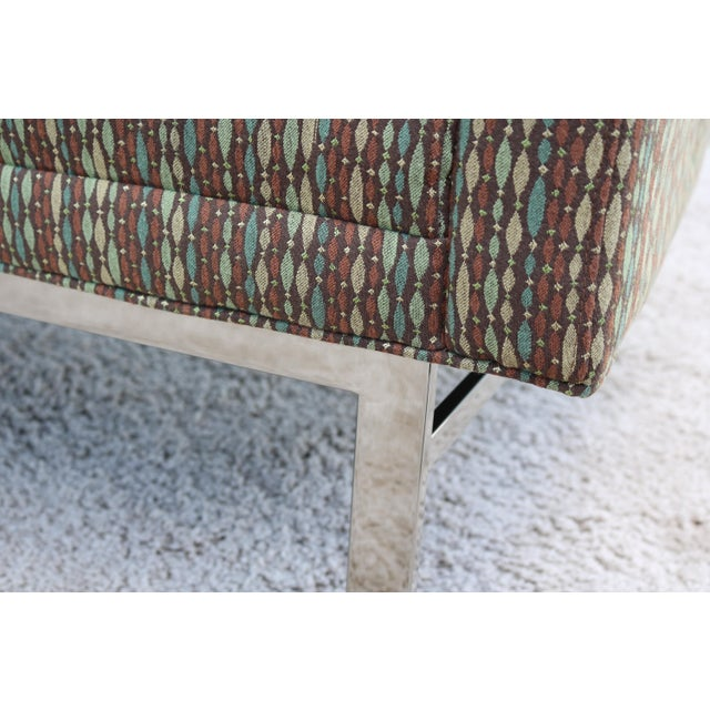 Mid-Century Modern Jack Cartwright Kelly Settee For Sale - Image 10 of 13