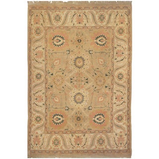 Mansour Superb Handmade Sultanabad Rug For Sale