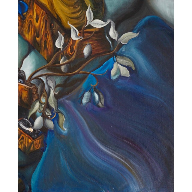 Abstract She Is, Painting by Atelier Miru For Sale - Image 3 of 5
