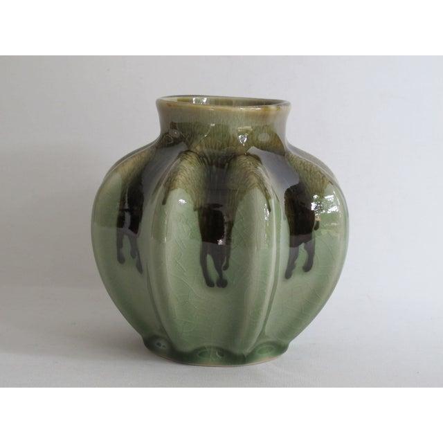 Ridged Bud Vase - Image 6 of 6