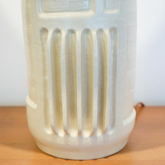 Not Yet Made - Made To Order Capsule Table Lamp by Jenny Poston For Sale - Image 5 of 6