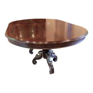 Jeffco Regency Double Pedestal Dining Table