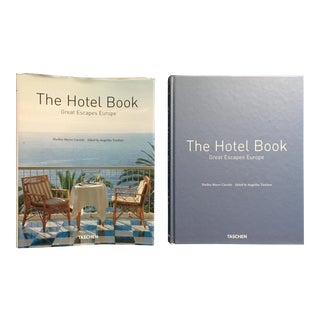 2002 The Hotel Book: Great Escapes Europe, Taschen Original, First in Series For Sale