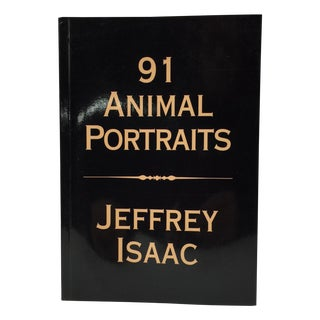 91 Animal Portraits by Jeffrey Isaac, 1996 Rome For Sale