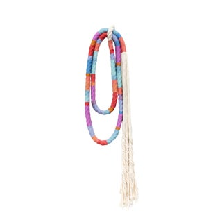 Lariat III Hand Wrapped Cotton Rope