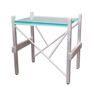 """Pace Collection """"Degree"""" Side Table For Sale"""
