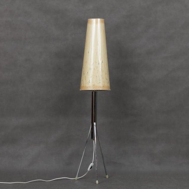 Metal Tripod Rocket Lamp For Sale - Image 7 of 7