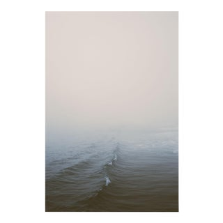 """Wave"" Minimalist Ocean Photograph by Capricorn Press For Sale"