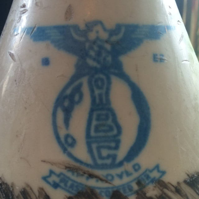 Brunswick Co. Brunswick Retired Bowling Pin For Sale - Image 4 of 7