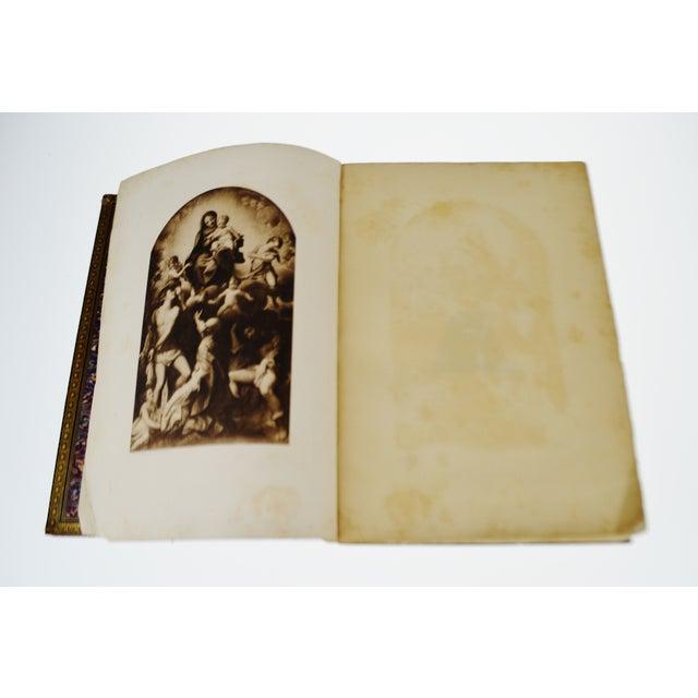 """1896 Antique """"Da Correggio Antonio Allegri Da Correggio His Life, His Friends, And His Time"""" Book For Sale - Image 5 of 10"""