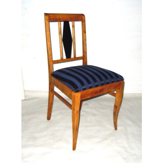 19th C. Swedish Single Side Chair - Image 2 of 6