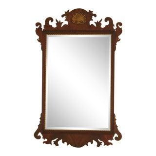 Henkel Harris Chippendale Mahogany Mirror