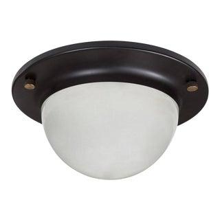 LARGE 1960s Luigi Caccia Dominioni 'Tommy' Ceiling Light for Azucena