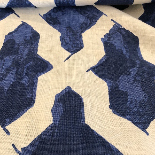 Agiasos Design by Richard Smith No9 Thompson Fabric For Sale - Image 5 of 7