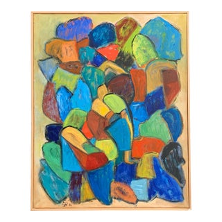 """Ravel"" O/C by Eva Breyer, Danish, 2001 For Sale"