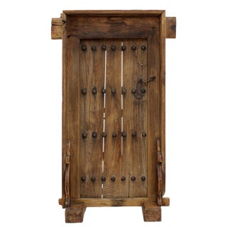 Sarreid Ltd. Antique Chinese Door For Sale