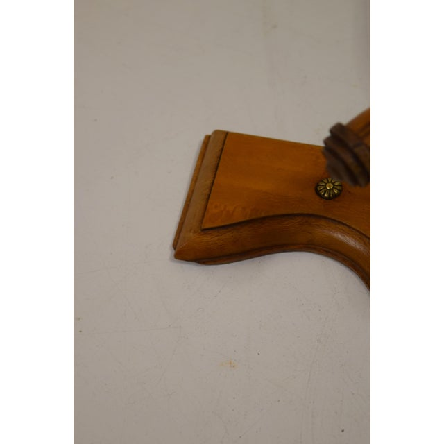 French Cherry Coat/Hat Rack - Image 7 of 8