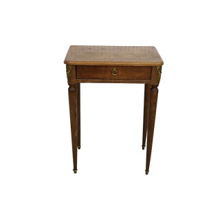 18th Century Louis XVI French End Table For Sale