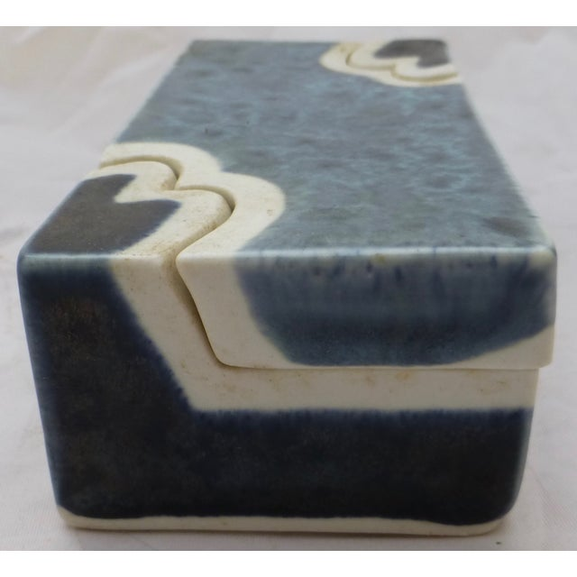 Modernist Abstract Goodie Box - Image 5 of 8