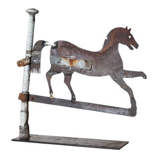 Antique Horse Weather Vane For Sale