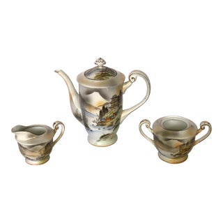 Nippon Japanese Tea Set