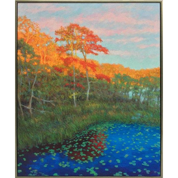 Rob Longley, Autumn, Beech Forest, 2017 For Sale