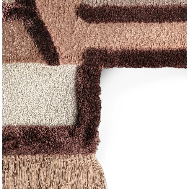 Lucy Rug From Covet Paris For Sale - Image 6 of 10