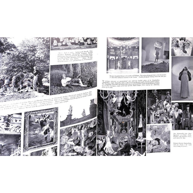 Cecil Beaton's Scrapbook For Sale - Image 4 of 8