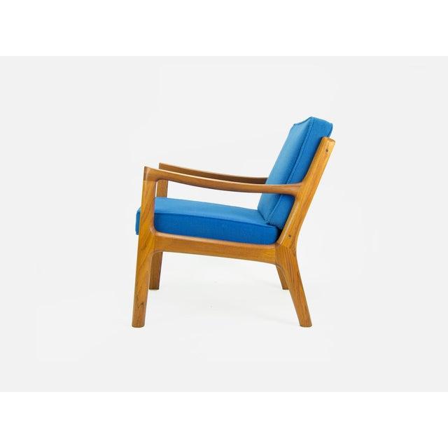 France & Son Ole Wanscher for France & Son 'Senator' Armchair For Sale - Image 4 of 13
