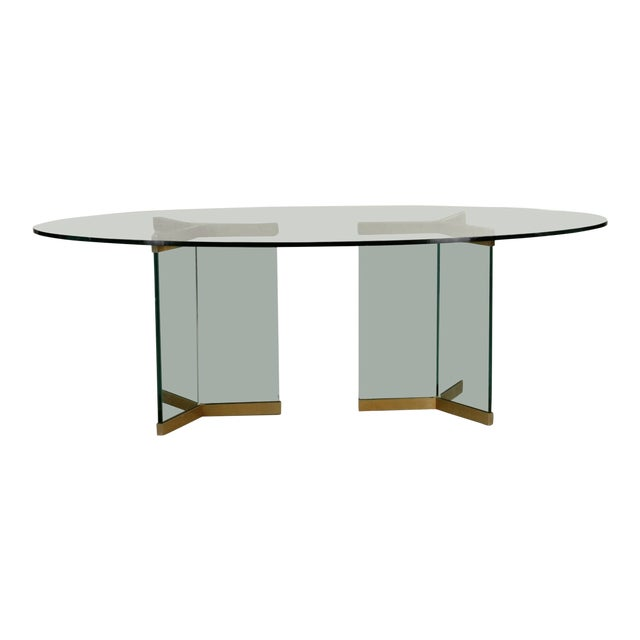 1970s Vintage Rosen for Pace Dining Room Table For Sale