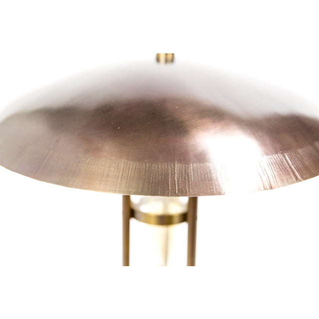 Bronze Tuell & Reynolds Bancroft Table Lamps (2 Available) For Sale - Image 7 of 10