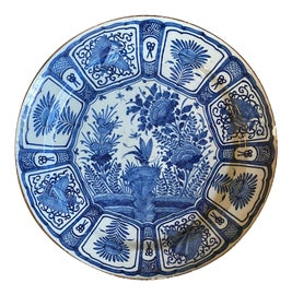 Image of Newly Made Blue Decorative Bowls