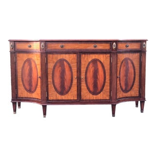 Traditional Ethan Allen Easton Sideboard For Sale