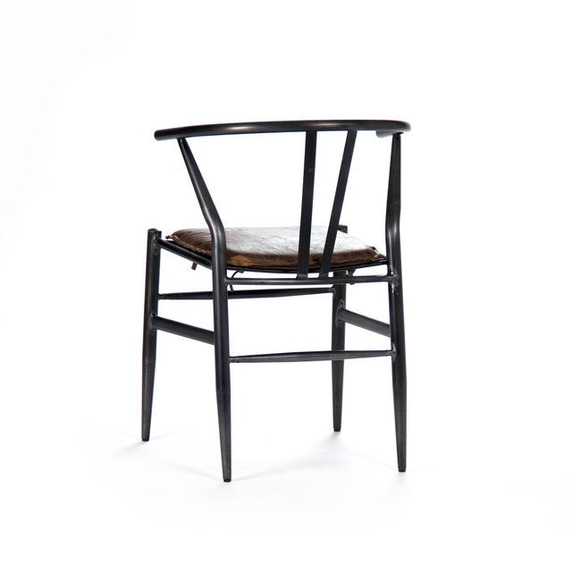 2020s Higgsly Chair in Brown For Sale - Image 5 of 6