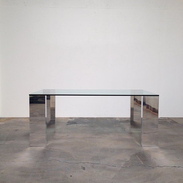 Piero Lissoni Porro Beam Dining Table - Image 2 of 6